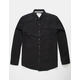 VSTR Solid Mens Flannel Shirt