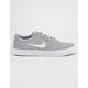 NIKE SB Chron SLR Wolf Gray & White Shoes