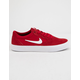 NIKE SB Chron SLR Gym Red & White Shoes