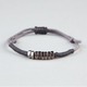 BLUE CROWN Screw Cord Bracelet
