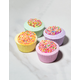 4 Pack Cupcake Bath Bombs