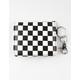 Checkered Cardholder Wallet