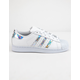 ADIDAS Superstar Holographic Girls Shoes