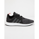 ADIDAS X_PLR Core Black & Gray Shoes