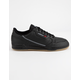 ADIDAS Continental 80 Core Black & Gum Shoes