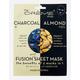 THE CREME SHOP Charcoal & Almond Fusion Sheet Mask