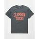 CHAMPION Clemson University Charcoal Mens T-Shirt