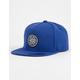 VANS Best In Class Blue Boys Snapback Hat