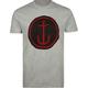 CAPTAIN FIN Circle Anchor Mens T-Shirt