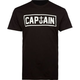 CAPTAIN FIN Naval Captain Mens T-Shirt
