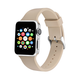 ELEMENT WORKS 38mm Tan Apple Watch 1 & 2 Series Sport Band