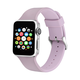 ELEMENT WORKS 42mm Lavender Apple Watch 1 & 2 Series Sports Band