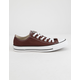 CONVERSE Chuck Taylor All Star Barkroot Brown Low Top Womens Shoes