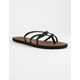 BILLABONG Paradise Cove Black Womens Sandals