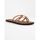 BILLABONG Paradise Cove Tan Womens Sandals