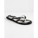 ROXY Tahiti VI Black Womens Sandals