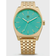 ADIDAS Process_M1 All Gold & Hi-Res Green Watch