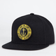 CAPTAIN FIN Anchor Button Mens Snapback Hat
