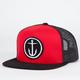 CAPTAIN FIN OG Anchor Mens Trucker Hat