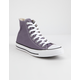 CONVERSE Chuck Taylor All Star Moody Purple High Top Womens Shoes
