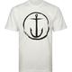 CAPTAIN FIN OG Anchor Mens T-Shirt