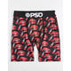 PSD Nude Hot Lips Mens Boxer Briefs