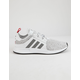 ADIDAS X_PLR White & Gray Shoes