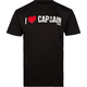 CAPTAIN FIN I Love Captain Mens T-Shirt
