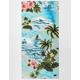 BILLABONG Waves Mint Towel