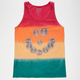 CAPTAIN FIN Smiley Fade Mens Tank