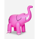BIGMOUTH INC. Ginormous Inflatable Pink Elephant Yard Sprinkler