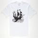 CAPTAIN FIN Rudder Mens T-Shirt