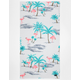 BILLABONG Waves Mint Beach Towel