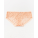 FULL TILT Basic Lace Mauve Panties