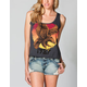 WORKSHOP Eagle Womens Muscle Tee