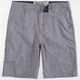 MICROS At Last Mens Slim Shorts
