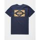 VANS Best In Class Navy Mens T-Shirt