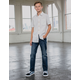 RSQ London Skinny Dark Vintage Boys Jeans