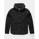 HURLEY Outdoor Black Mens Jacket