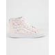 VANS Glitter Pegasus Sk8-Hi Zip Girls Shoes