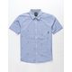 VANS Houser Blue Boys Shirt