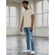 RSQ London Skinny Medium Vintage Mens Vintage Flex Ripped Jeans