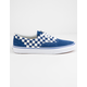 VANS Primary Check Era True Blue & White Shoes
