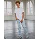 RSQ New York Slim Straight Light Bleach Boys Jeans