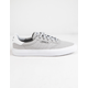 ADIDAS 3MC Light Solid Gray & White Boys Shoes