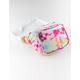 Rainbow Tie Dye Fanny Pack