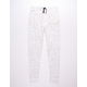 VECTION Mosely White Boys Jogger Pants