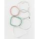 FULL TILT 6 Pack Bird & Heart Bracelets