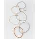 FULL TILT 6 Pack Braid & Filigree Bracelets