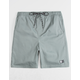 LIRA Forever Volley 2.0 Sage Mens Volley Shorts